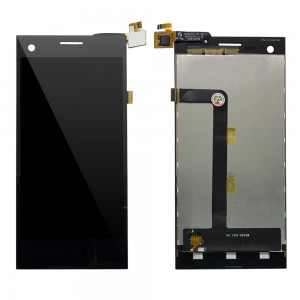 THL T11 - Full Front LCD Digitizer Black