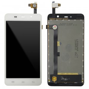 THL W200 - Full Front LCD Digitizer White