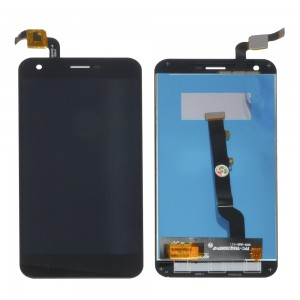 ZTE Vodafone Smart Ultra 6 VF-995N - Full Front LCD Digitizer Black