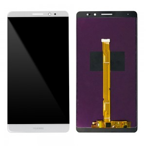 Huawei Ascend Mate 8 - Full Front LCD Digitizer White