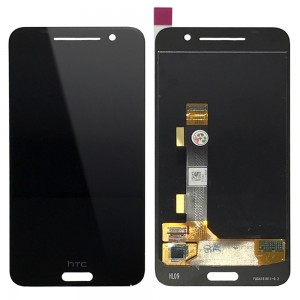 HTC One A9 - Full Front LCD Digitizer Black