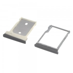 HTC One M9 - SIM Card and Micro SD Tray Holder Grey