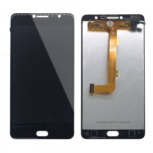 ZTE Vodafone Smart Ultra 7 - Full Front LCD Digitizer Black