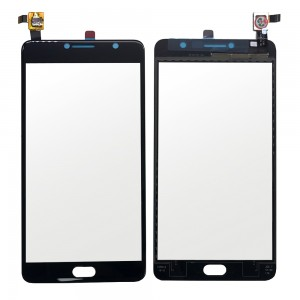 ZTE Vodafone Smart Ultra 7 - Front Glass Digitizer Black