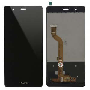 Huawei Ascend P9 - Full Front LCD Digitizer Black
