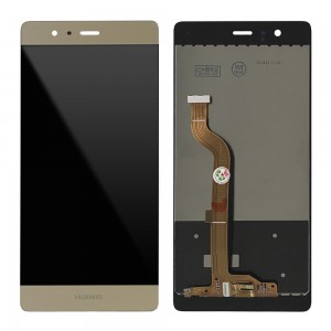 Huawei Ascend P9 - Full Front LCD Digitizer Gold