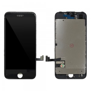 iPhone 7 – LCD Digitizer (Original Remaded) Black