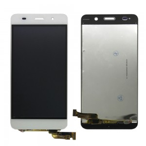Huawei Y6 - Full Front LCD Digitizer White