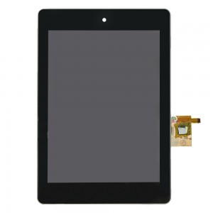 Acer Iconia Tab A1-810/811 - Full Front LCD Digitizer with Frame Black