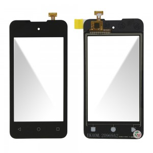 Wiko Sunny - Front Glass Digitizer Black