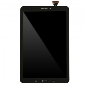 Samsung Galaxy Tab E 9.6 T560 - Full Front LCD Digitizer with Frame Black