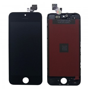 iPhone 5 - LCD Digitizer Black A+++