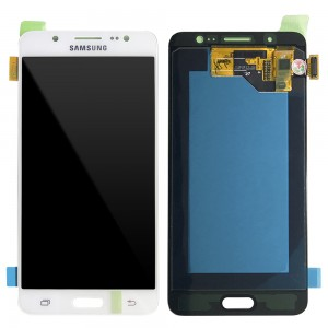 Samsung Galaxy J5 J510 2016 - Full Front LCD Digitizer White