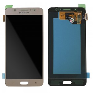 Samsung Galaxy J5 J510 2016 - Full Front LCD Digitizer Gold