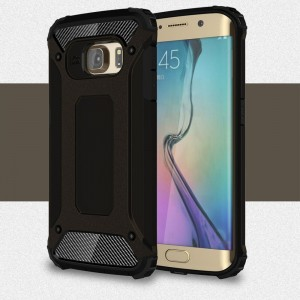 Samsung Galaxy S6 Edge G925 - Armor Guard + TPU Hybrid Shell