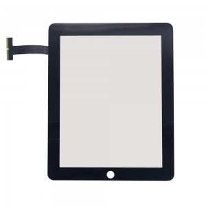 iPad 1 - Front Glass Digitizer Black