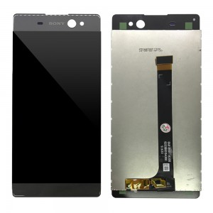 Sony Xperia XA Ultra F3213 - Full Front LCD Digitizer Grey