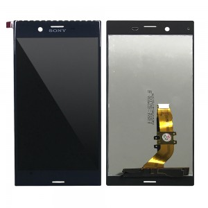 Sony Xperia XZ F8331 - Full Front LCD Digitizer Forest Blue