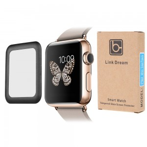 Apple Watch 42mm - Tempered Glass Full Coverage
