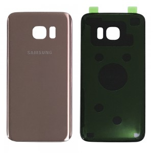 Samsung Galaxy S7 Edge G935 - Battery Cover Rose Gold