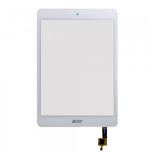 Acer Iconia A1-830 - Front Glass Digitizer White