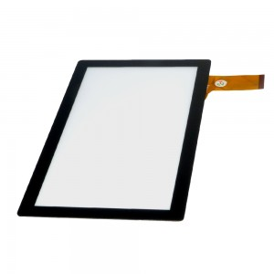 Universal 6 inch 36 Pins - Front Glass Digitizer Black
