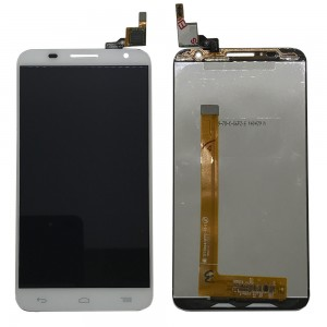 Alcatel Idol 2 S 6050 6050Y OT6050 - Full Front LCD Digitizer White