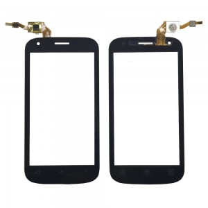 Wiko Cink Peax 2 - Front Glass Digitizer Black
