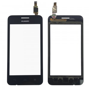 Huawei Ascend Y330 - Front Glass Digitizer Black