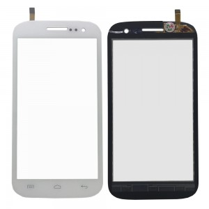 Wiko Cink Five - Front Glass Digitizer White