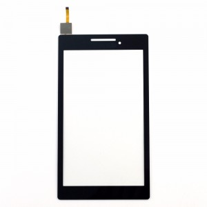Lenovo Tab 2 A7 10 A6000 - Front Glass Digitizer Black