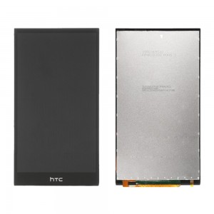 HTC One M8s - Full Front LCD Digitizer Black