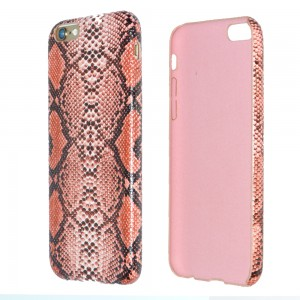 iPhone 6/6S - Snake Skin Coated Case