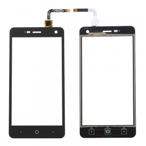 ZTE Blade L3 / MEO A80 - Front Glass Digitizer Black
