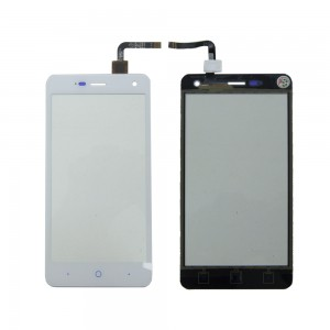 ZTE Blade L3 / MEO A80 - Front Glass Digitizer White