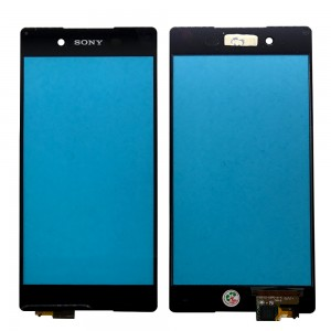 Sony Xperia Z3+ / Z4 E6553 - Front Glass Digitizer Black