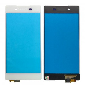 Sony Xperia Z3+ / Z4 E6553 - Front Glass Digitizer White