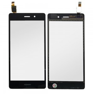 Huawei Ascend P8 Lite - Front Glass Digitizer Black