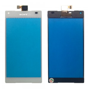 Sony Xperia Z5 Compact E5803/E5823 - Front Glass Digitizer White