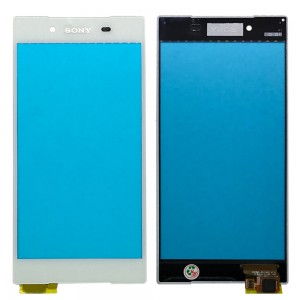 Sony Xperia Z5 E6603 E6653 - Front Glass Digitizer White