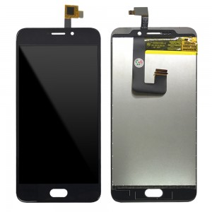 UMI Plus 5.5 - Full Front LCD Digitizer Black
