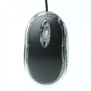 USB Optical Scroll Wheel Mouse 800DPI