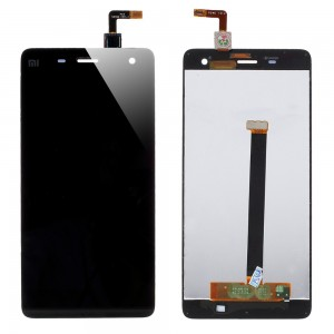 Xiaomi Mi 4 - Full Front LCD Digitizer Black OEM