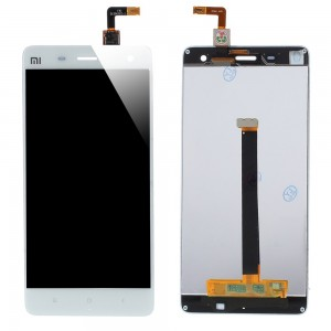 Xiaomi Mi 4 - Full Front LCD Digitizer White