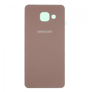 Samsung Galaxy A3 2016 A310 - Battery Cover Pink