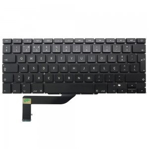 Macbook Pro Retina 15 inch A1398 2012-2015 - Portuguese Keyboard PT Layout with Backlight
