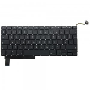 Macbook Pro 15 inch A1286 2009-2012 - British Keyboard UK Layout with Backlight