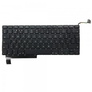 Macbook Pro 15 inch A1286 2009-2012 - Portuguese Keyboard PT Layout with Backlight