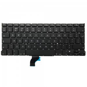 Macbook Pro Retina 13 inch A1502 (LATE 2013-EARLY 2015) - British Keyboard UK Layout with Backlight