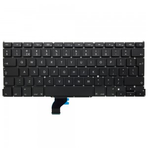 Macbook Pro Retina 13 inch A1502 (LATE 2013-EARLY 2015) - Dutch Keyboard NL Layout with Backlight